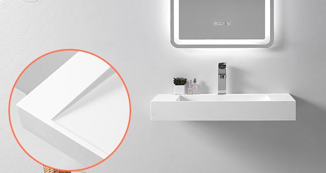 KingKonree stainless steel wash basin customized for bathroom-5
