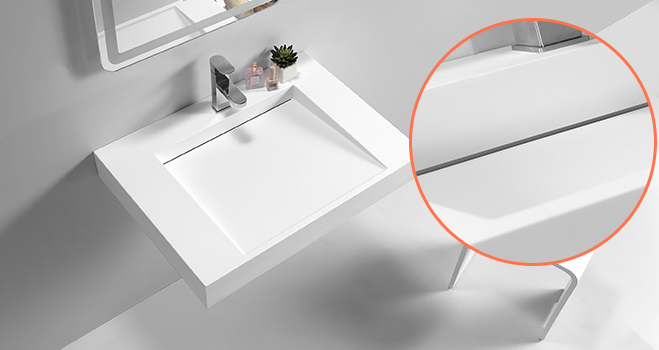 KingKonree stainless steel wash basin customized for bathroom-6