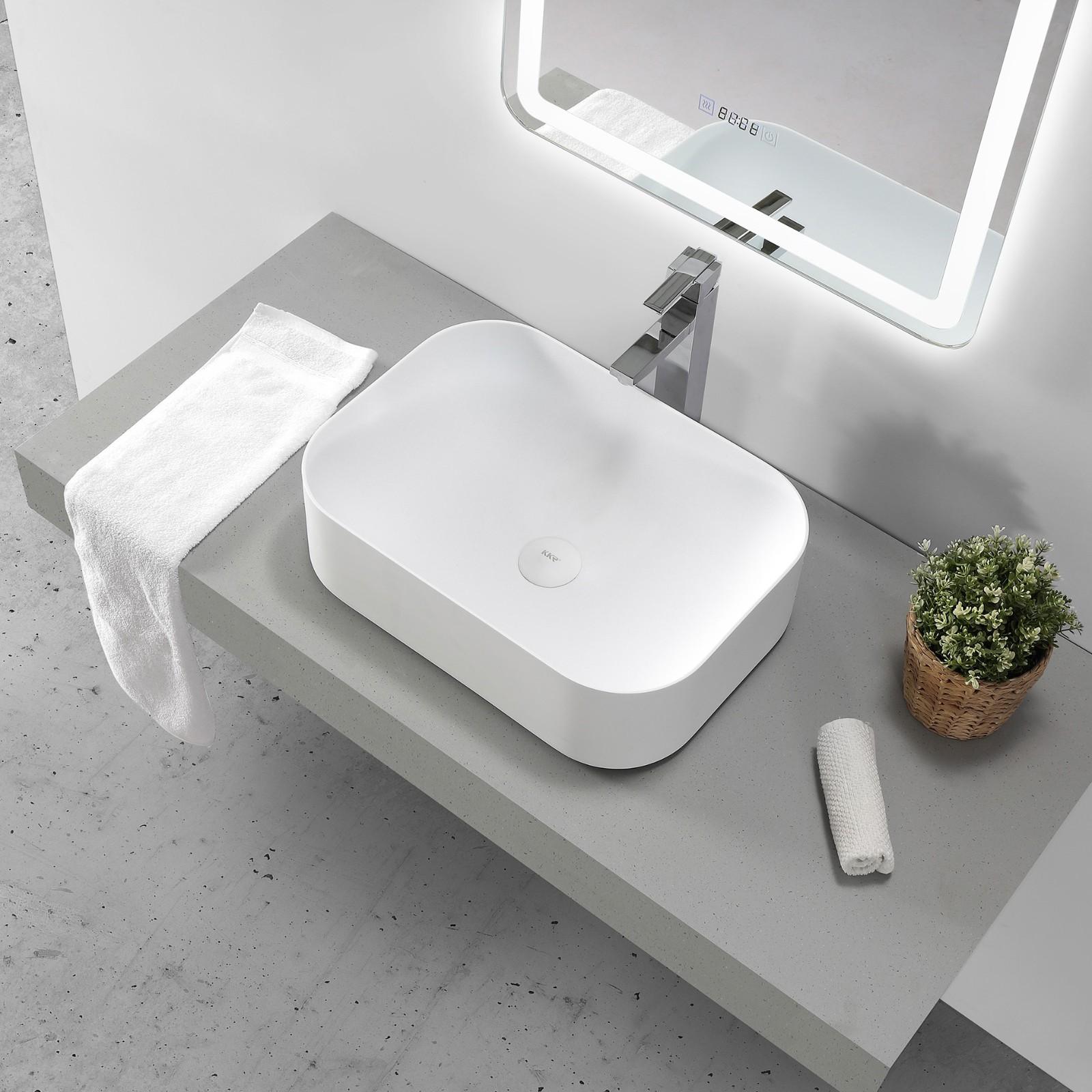 KingKonree excellent small countertop basin design for room-1