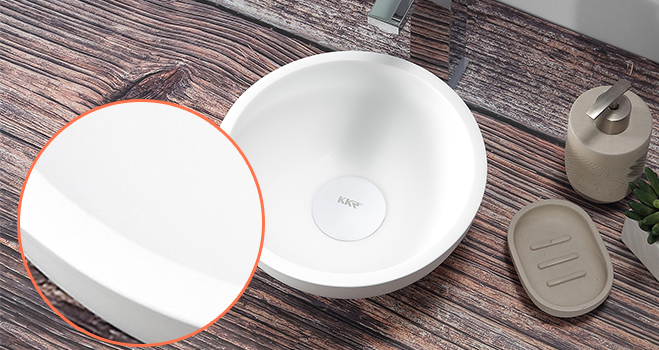 reliable top mount bathroom sink supplier for hotel-5