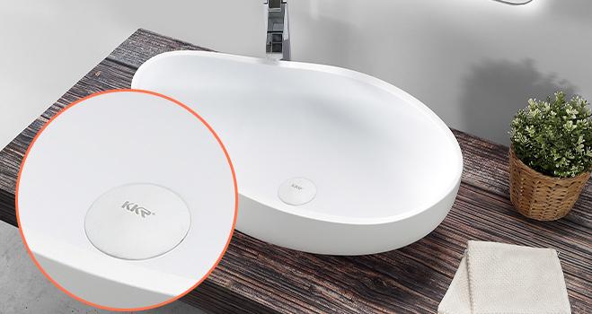 KingKonree above counter vanity basin cheap sample for home-5