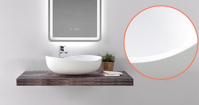 KingKonree above counter vanity basin cheap sample for home-6