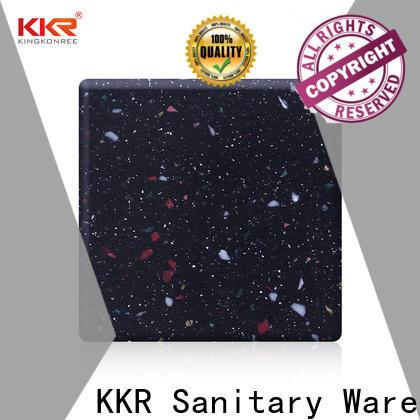 KingKonree acrylic solid surface countertops supplier for home