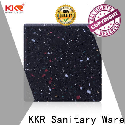 KingKonree acrylic solid surface countertops supplier for home