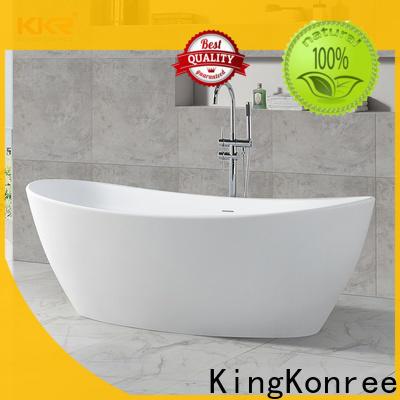 high-quality solid surface bathtub custom