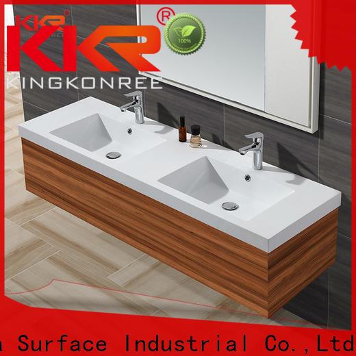 KingKonree washroom basin manufacturer for motel
