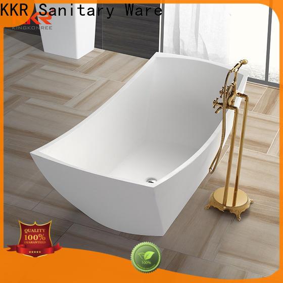 KingKonree bathroom freestanding tub at discount for shower room