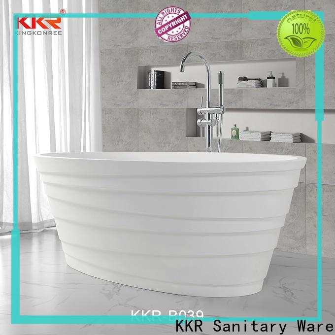 reliable acrylic freestanding bathtub ODM