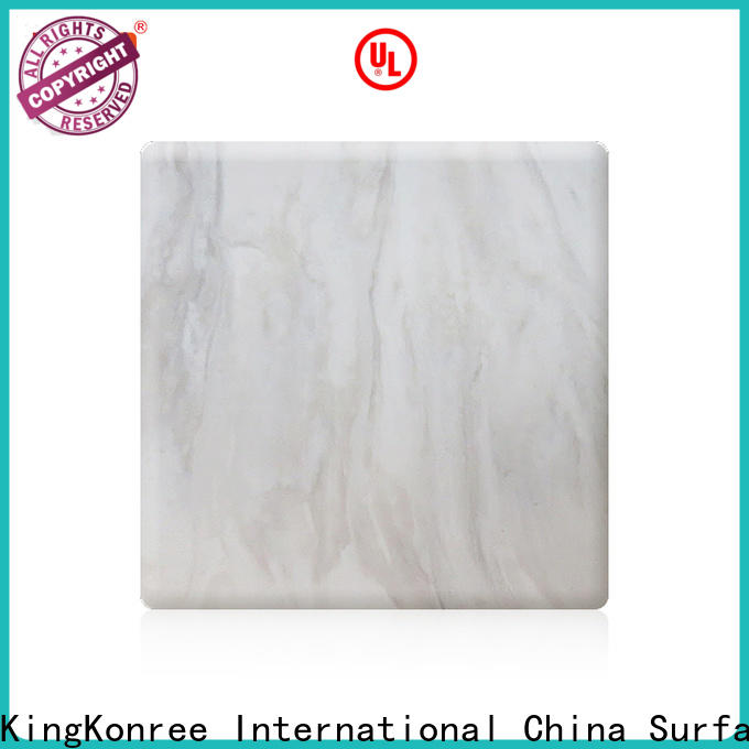 marble solid surface sheets for sale customized for indoors