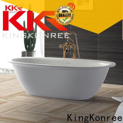 KingKonree bulk production freestanding tubs for sale custom for family decoration