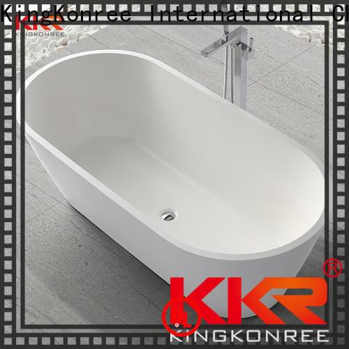 KingKonree freestanding baths price ODM for shower room