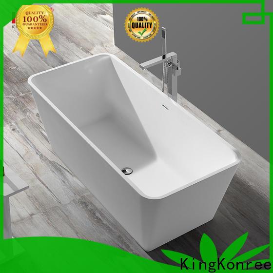 KingKonree black freestanding tubs for sale ODM