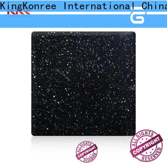 KingKonree acrylic solid surface supplier for room