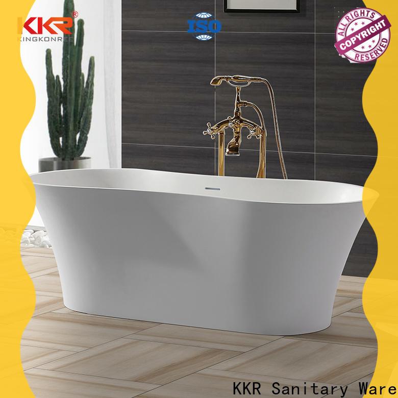 practical acrylic clawfoot bathtub free design for hotel