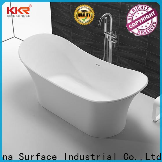 KingKonree matt bathroom freestanding tub free design for hotel