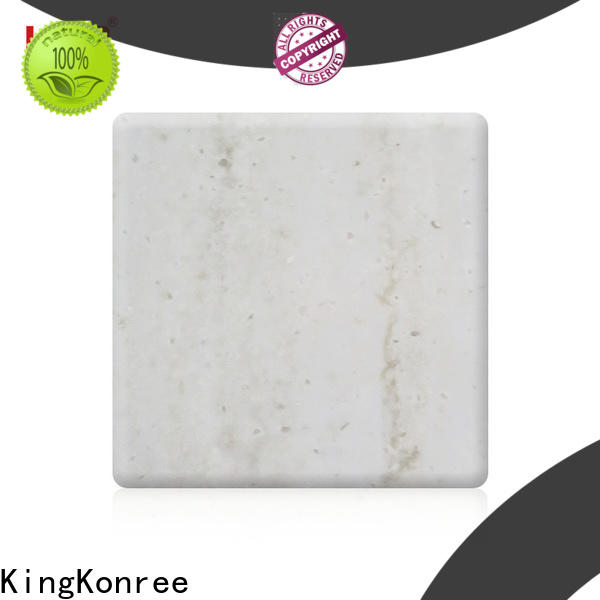 pure solid surface sheets for sale supplier for indoors