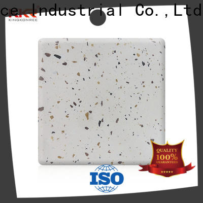 KingKonree types of solid surface countertops design for restaurant