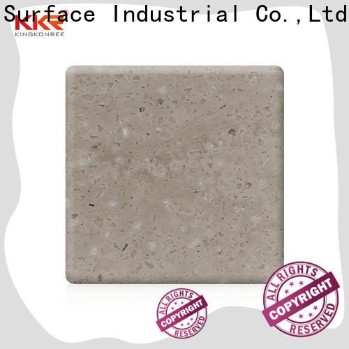 KingKonree acrylic solid surface series for indoors