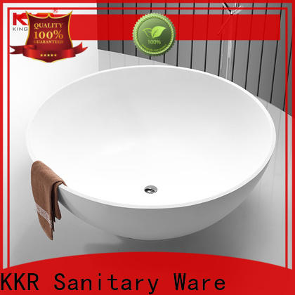 KingKonree hot selling contemporary freestanding bath at discount