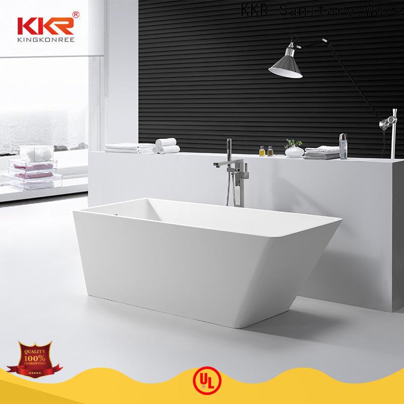 reliable resin stone bathtub free design