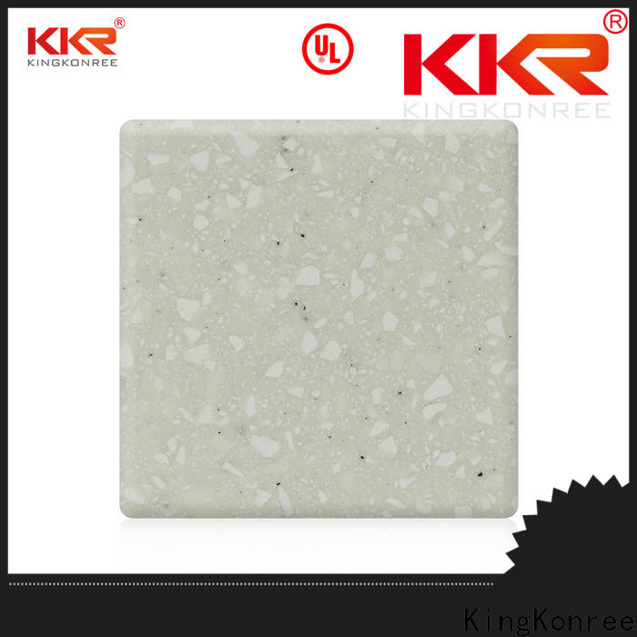 KingKonree best solid surface countertops supplier for hotel