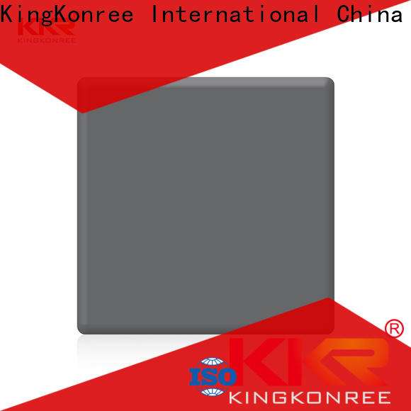 KingKonree acrylic solid surface manufacturer for home