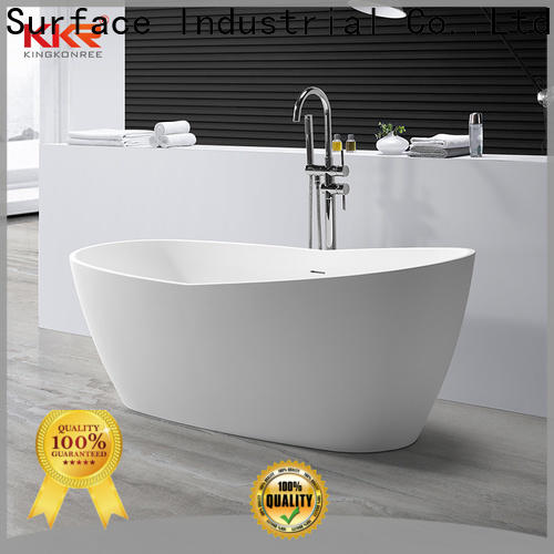 KingKonree modern freestanding tub at discount for family decoration