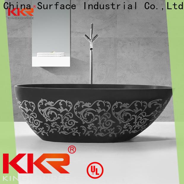 KingKonree high-quality best soaking tub ODM for hotel