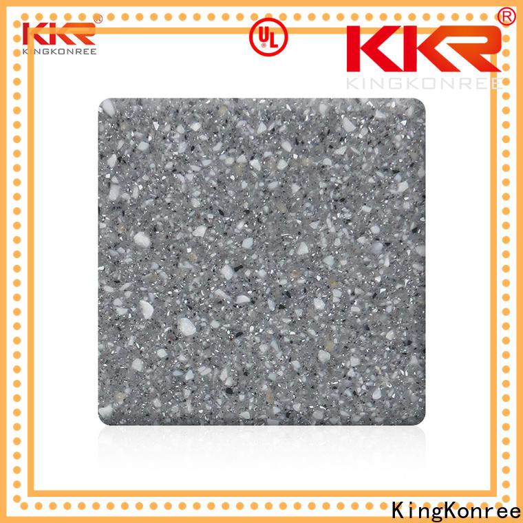 KingKonree solid surface sheets inquire now for home