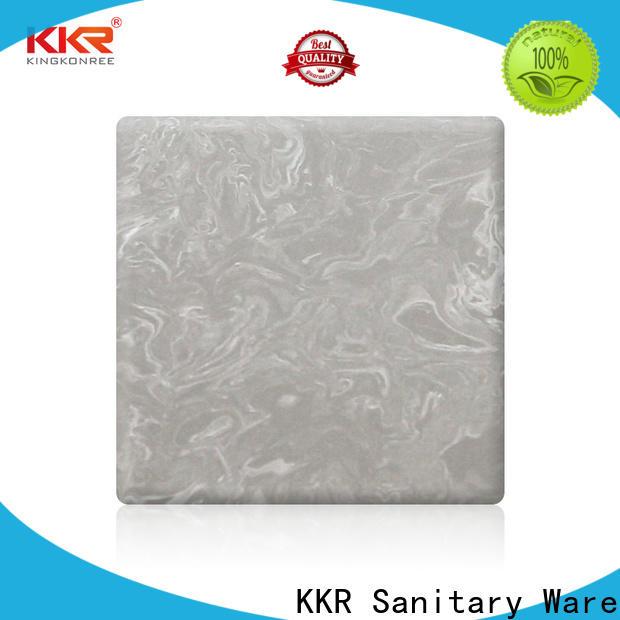 KingKonree acrylic solid surface series for room