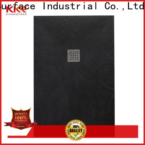 KingKonree stone shower trays at -discount for hotel