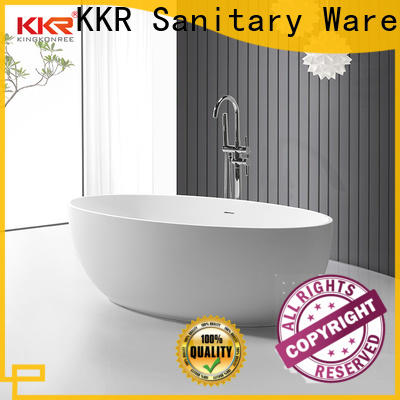 KingKonree small freestanding soaking tub ODM