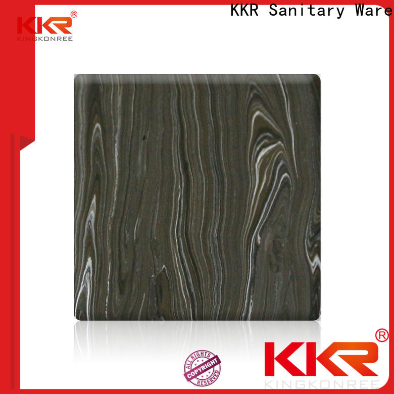 newly acrylic solid surface series for home