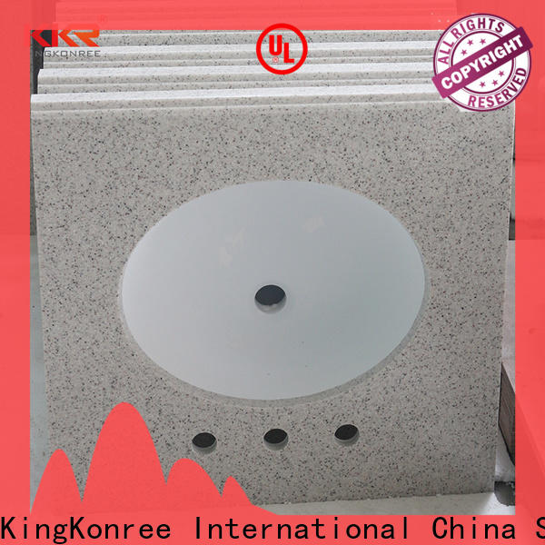 artificial solid stone countertops latest design for home