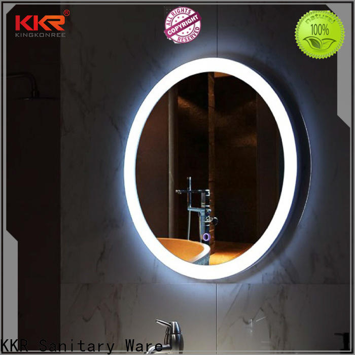 KingKonree large decorative mirrors customized design for home