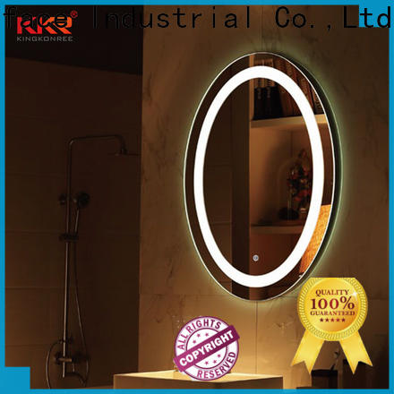 artificial washroom mirrors high-end for home