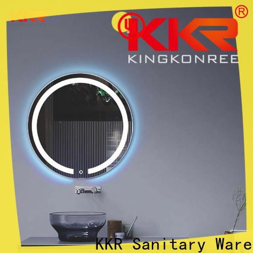 KingKonree sanitary ware washroom mirrors manufacturer for home