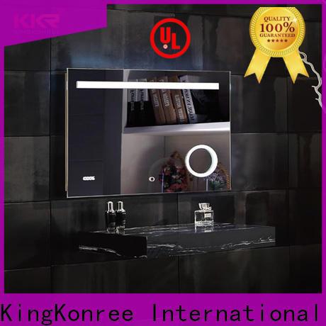 KingKonree wall mounted mirror high-end for home