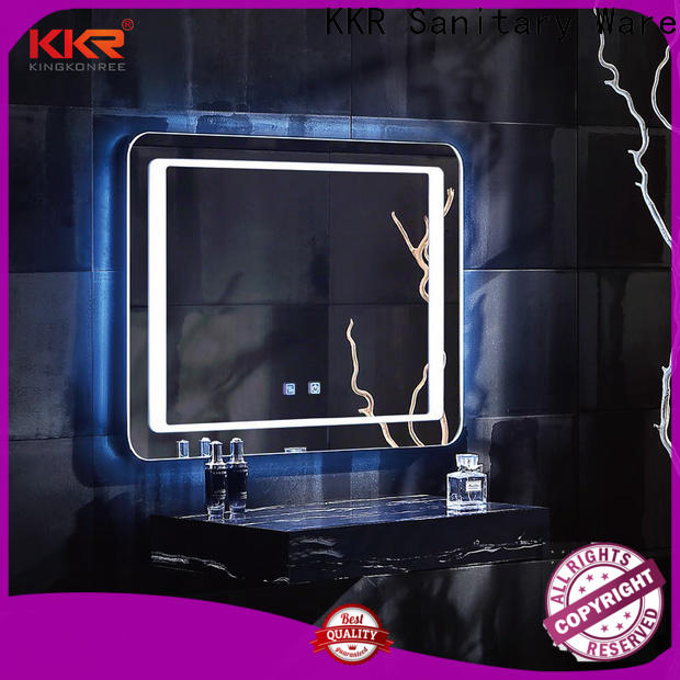 KingKonree bathroom mirrors contemporary customized design for home