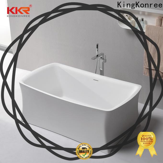 KingKonree royal modern freestanding tub OEM