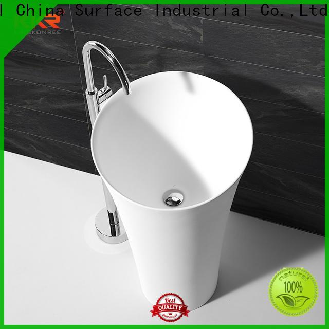 KingKonree free design under counter wash basin on-sale for hotel