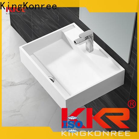 KingKonree stable small wash basin on-sale for shower room