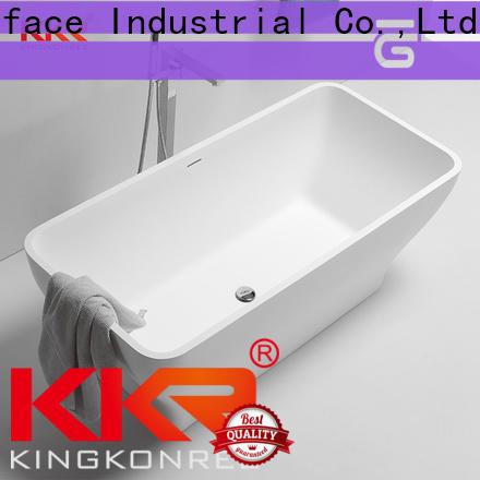 KingKonree on-sale stand alone bathtubs for sale ODM for hotel
