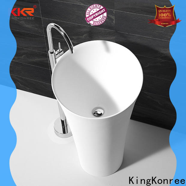 KingKonree freestanding basin design for home