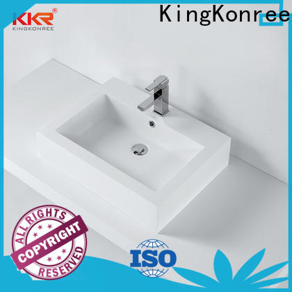 KingKonree under counter wash basin top-brand for family