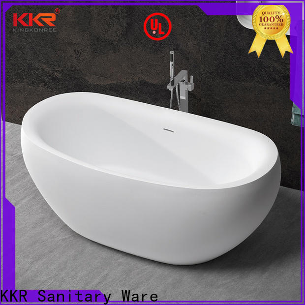 KingKonree reliable large freestanding bath ODM