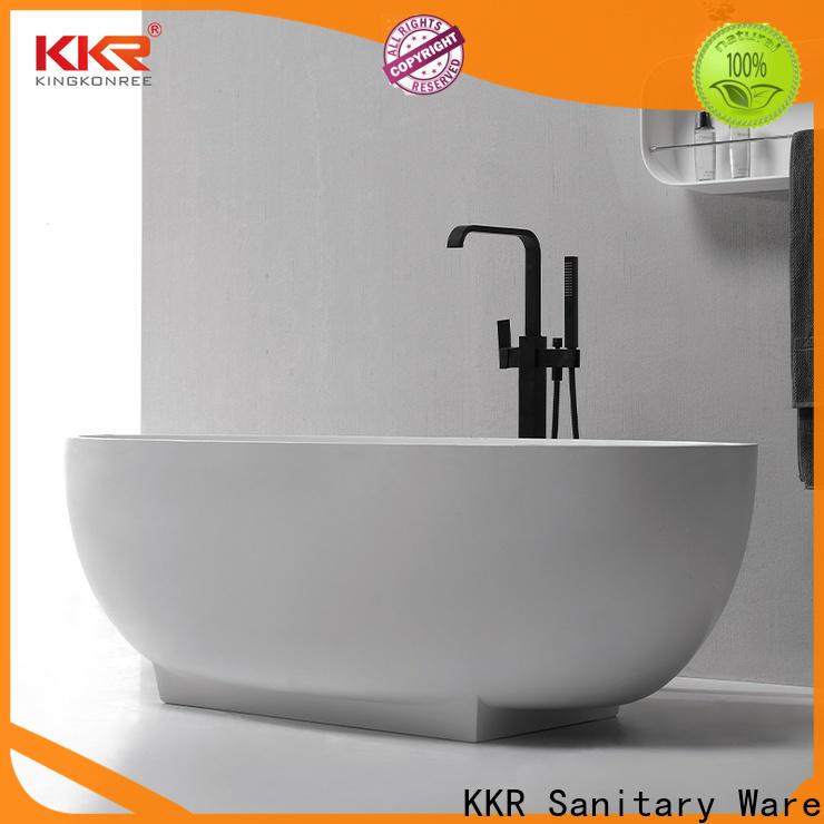KingKonree durable best soaking tub OEM for bathroom