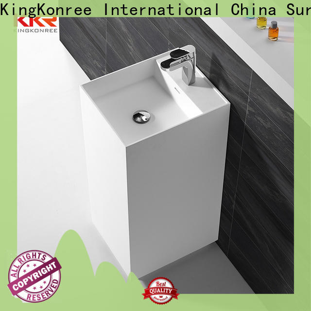sturdy designer wash basin highly-rated for family