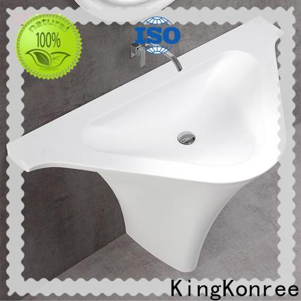 KingKonree bathroom sink for wholesale