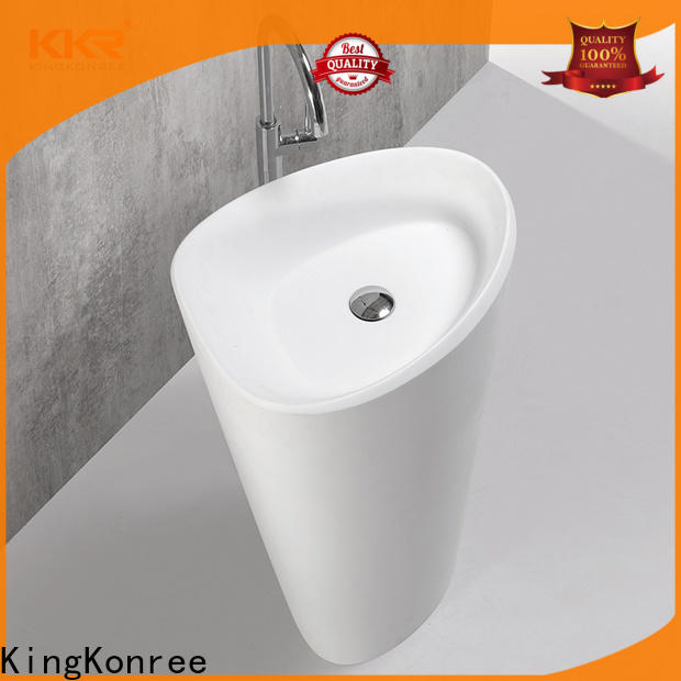 KingKonree bathroom sink for wholesale for shower room